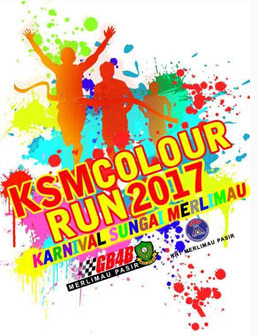 KSM Colour Run 2017