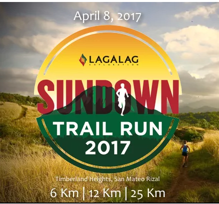 Lagalag Sundown Trail Run 2017