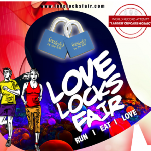 Love Locks Run 2017 3K (MOA)