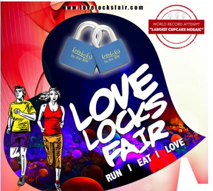 Love Locks Run 2017 3K (MOA)