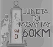Luneta to Tagaytay (LU2TA) Midnight Ultramarathon 2017