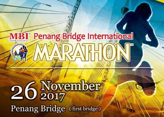 Penang Bridge International Marathon 2017