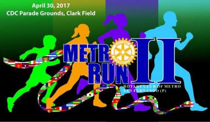 Metro Run II 2017