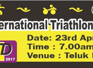 Penang International Triathlon & Duathlon 2017 (PGiTD 2017)