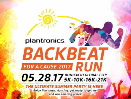 Plantronics Backbeat Run 2017