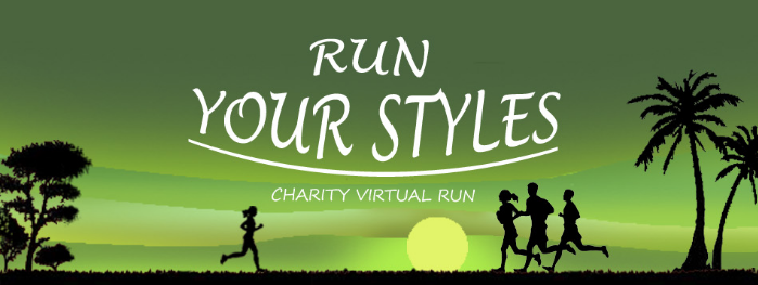 Perfecta Charity Virtual Run – Run Your Styles 2017