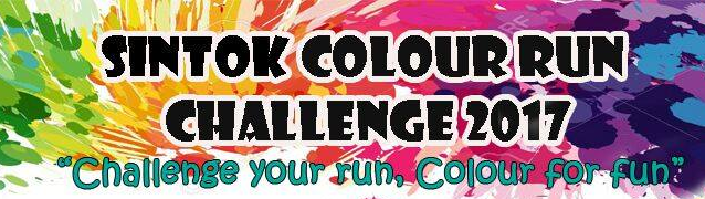 Sintok Colour Run Challenge 2017