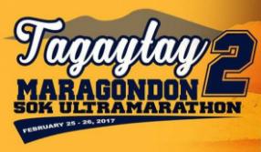 Tagaytay to Marangondon 50k Ultramarathon 2017