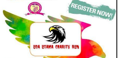 Uda Utama Charity Run 2017