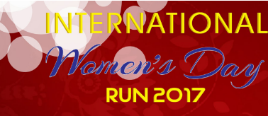 International Women's Day Run 2017