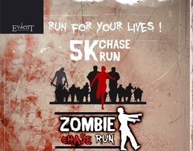 Zombie Chase Run 2017