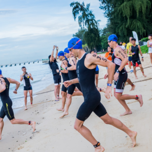 Singapore Aquathlon (Jan 2020)