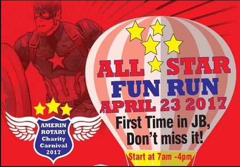 All Star Fun Run 2017