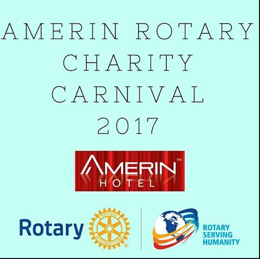 Amerin Rotary Charity Run 2017