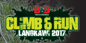 BDB Climb & Run Langkawi 2017