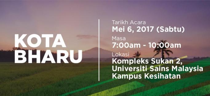 Malaysia Breakfast Day Kota Bahru 2017