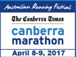 Canberra Marathon 2017