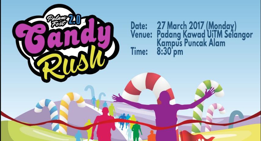 Candy Rush 2017