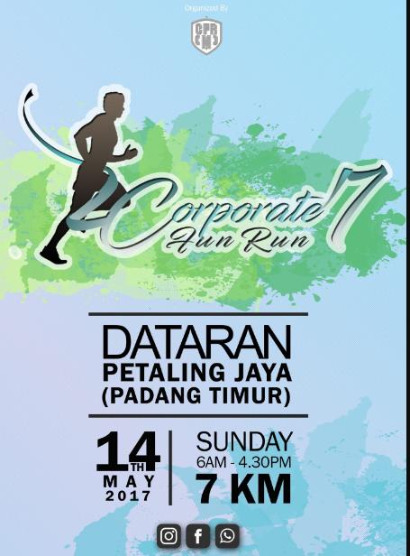 Corporate Fun Run Malaysia 2017