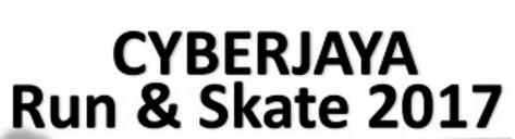 CYBERJAYA Run & Skate 2017
