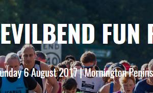 Devilbend Half Marathon 2017