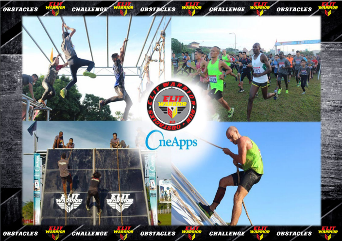 Elit Warrior Obstacle + Beach Challenge 2017