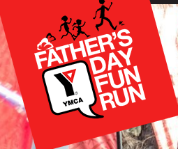 YMCA Father's Day Fun Run 2017