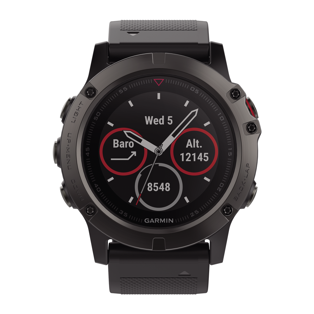Garmin fēnix® 5 debuts in Singapore