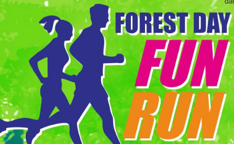 Forest Day Fun Run 2017