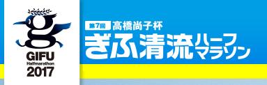 Gifu Seiryu Half-Marathon 2017