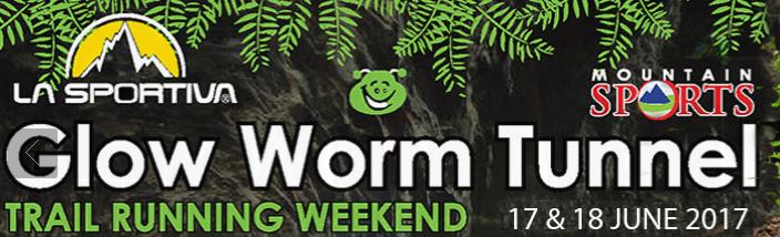 Glow Worm Tunnel Marathon 2017