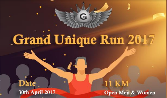 Grand Unique Run 2017