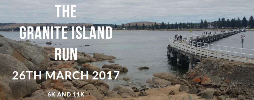 The Granite Island Run 2017