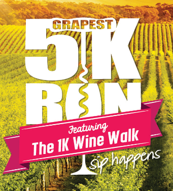 The Grapest 5k Run – Canberra 2017