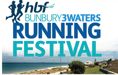 HBF Bunbury 3 Waters Running Festival 2017