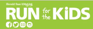 Herald Sun / CityLink Run for the Kids 2017