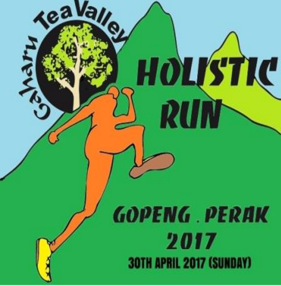 Gaharu Tea Valley Holistic Run 2017