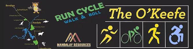 O'Keefe Rail Trail Marathon – Cycling 2017