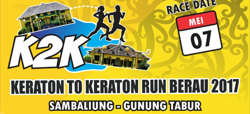 Keraton to Keraton Run – Berau 2017