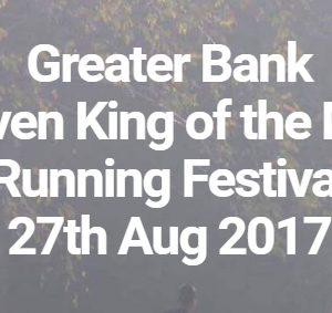 King of the Mountain Running Festival 2017
