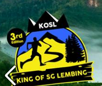 King of Sungai Lembing 2017