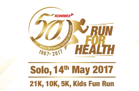 KONIMEX RUN for Health 2017