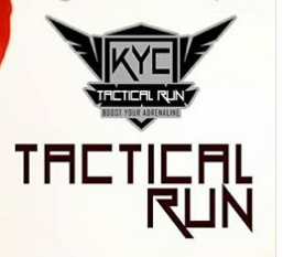 Kosass Youth Carnival Tactical Run 2017