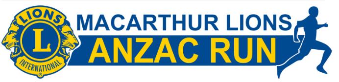 Macarthur Lions Anzac Run 2017