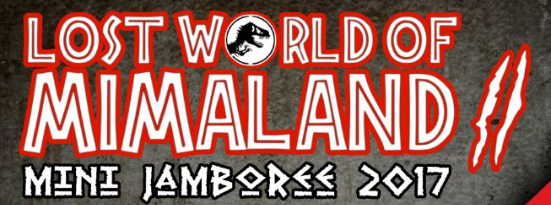 Lost World of Mimaland Mini Jamboree 2017