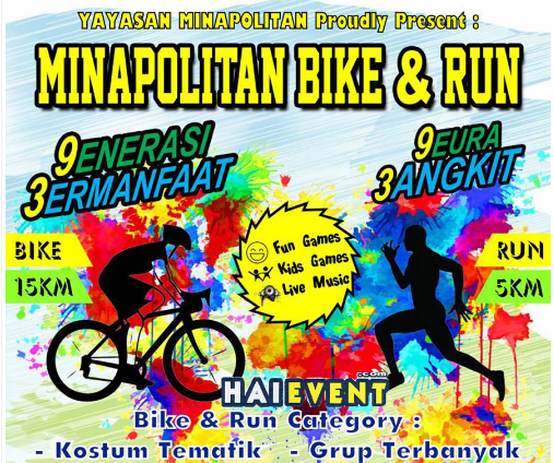 Minapolitan Bike & Run 2017