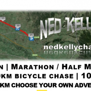 Ned Kelly Chase 2017