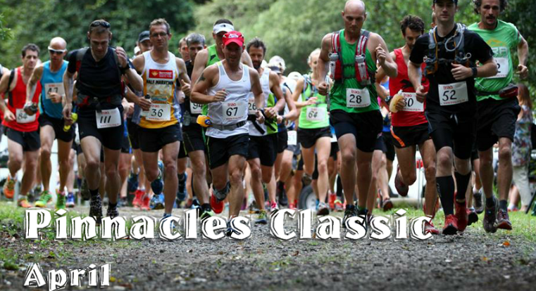 Pinnacles Classic 2017