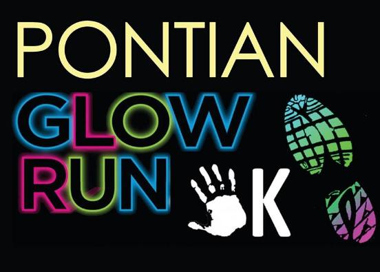 Pontian Glow Run 2017