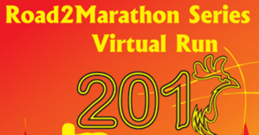 Road2Marathon Virtual Run Series 2017